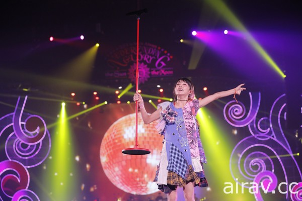 「 LiSA – LiVE is Smile Always~NEVER ENDiNG GLORY~ 」演唱會紀實
